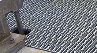 Ohio Grating Riveted Aluminum Grating