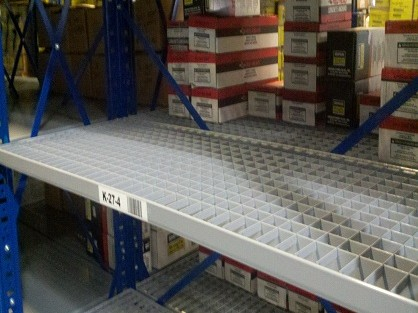 Ohio Grating Steel Grate Shelving