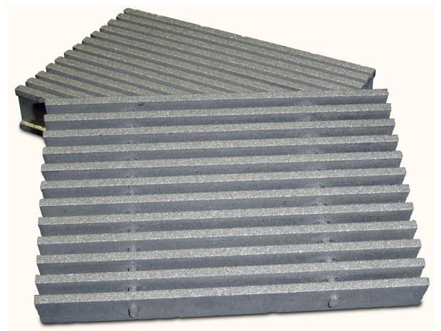 SlipNOT Grit Free Stainless Steel Grating