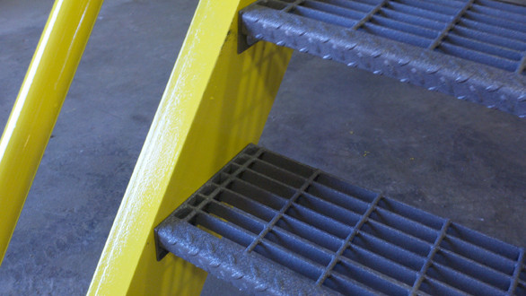 SlipNOT Steel Grating Treads