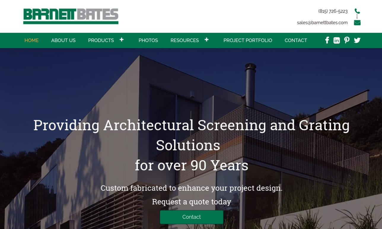 BarnettBates Corporation