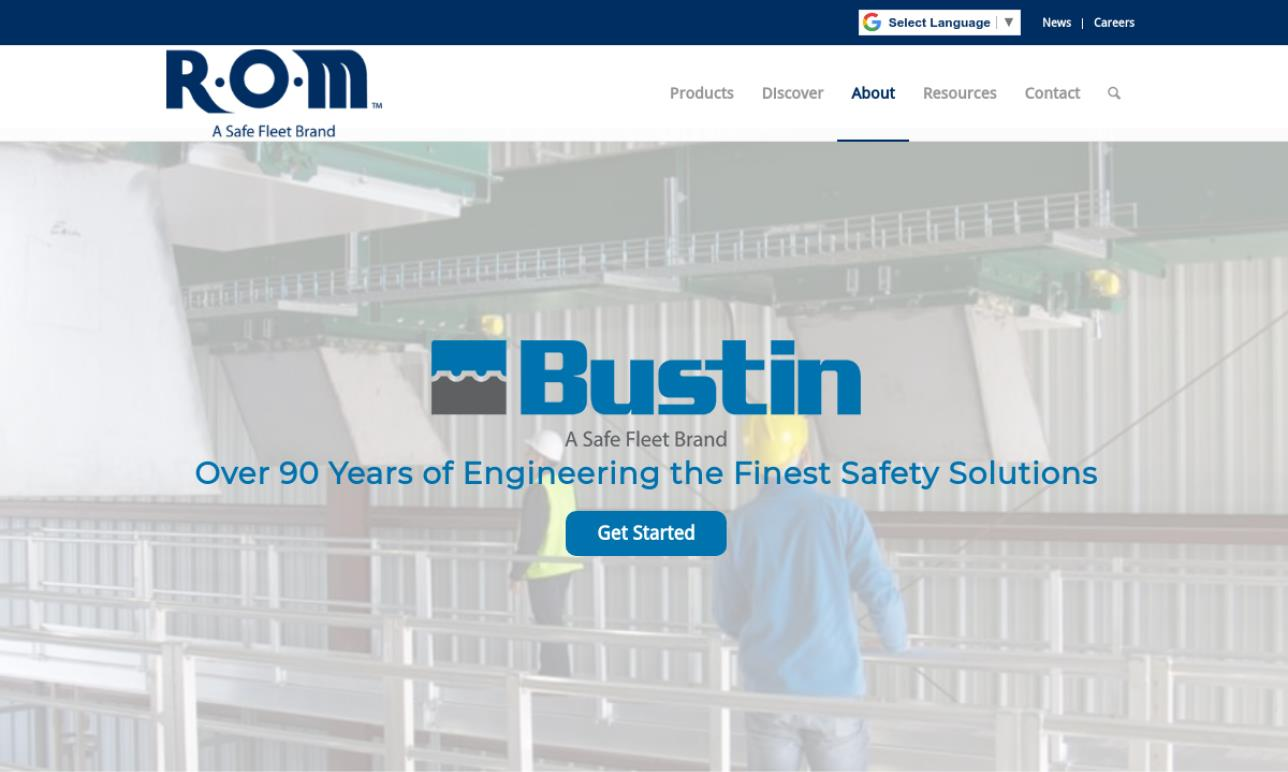 Bustin Industrial Products, Inc.