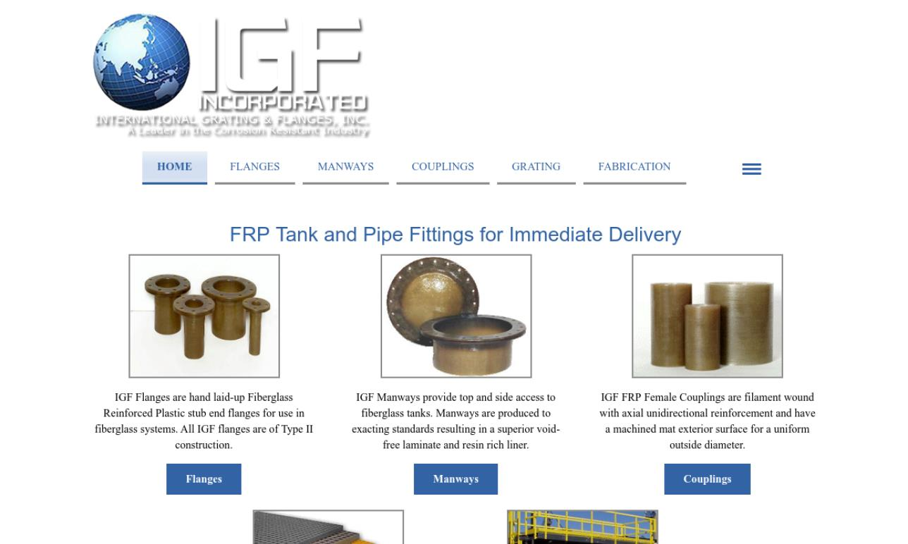 International Grating and Flanges, Inc.