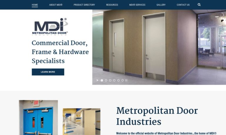 Metropolitan Door Industries