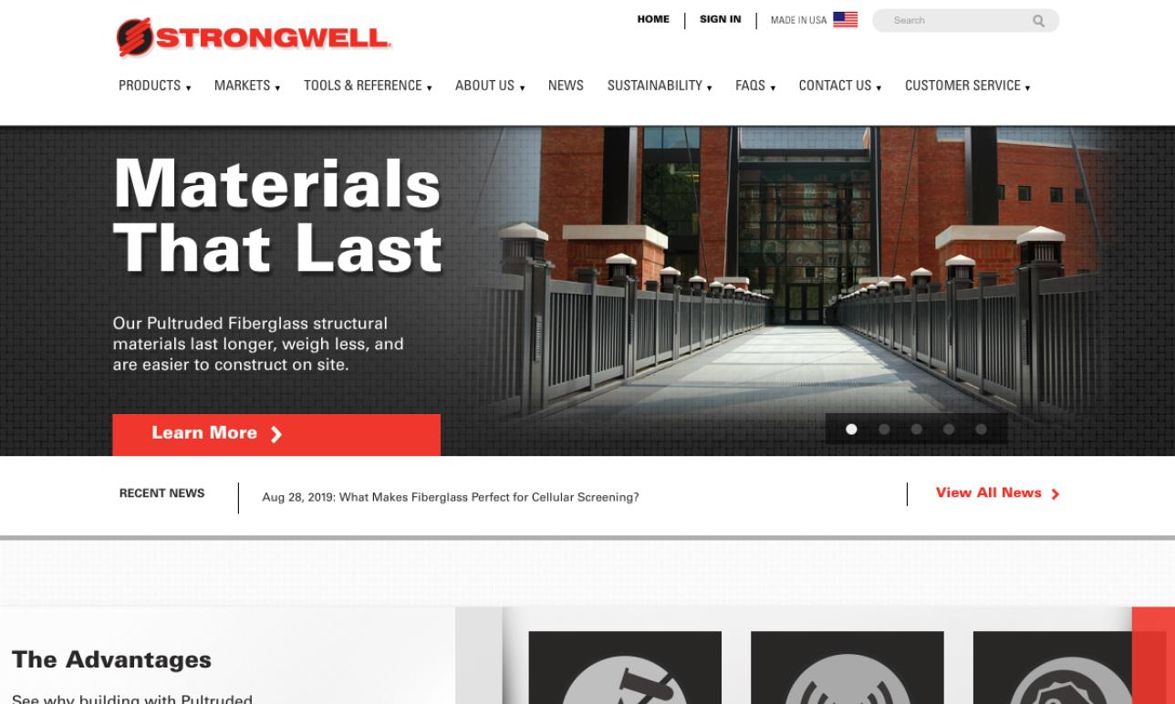 Strongwell Corporation