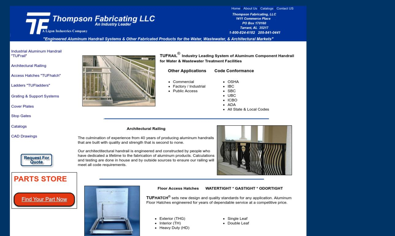 Thompson Fabricating, LLC